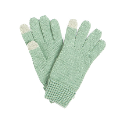 Women's Knit Glove w/Tech Finger (KNG2037)-GLOVES-San Diego Hat Company