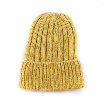 Women's Recycled Polyester Cuffed Beanie (KNH2051)