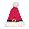 knit santa hat (KNH3572)