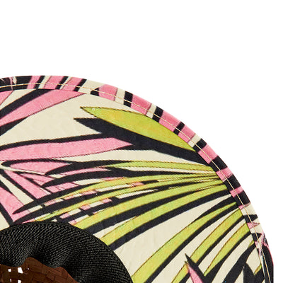 Women's Lifeguard Novelty Print Under Brim ( RSM570)