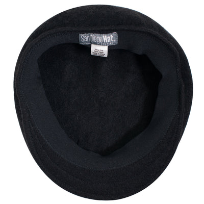 Mens Wool Driver (WFH7934)-DRIVER-San Diego Hat Company