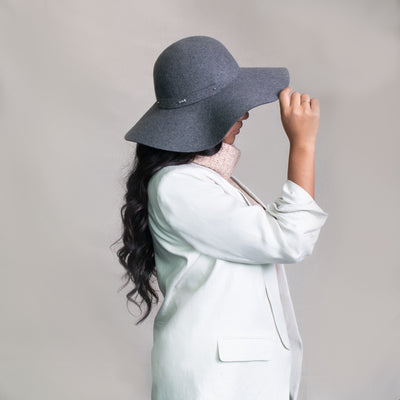 Women's Packable Floppy (WFH8055)-FLOPPY-San Diego Hat Company