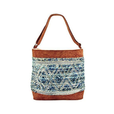 Bag - WOMENS CANVAS SHOULDER BAG (BSB1756O)