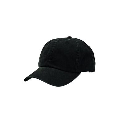 Ball Cap - Women's Peach Washed Canvas Ball Cap With Adjustable Back (CTH8268)
