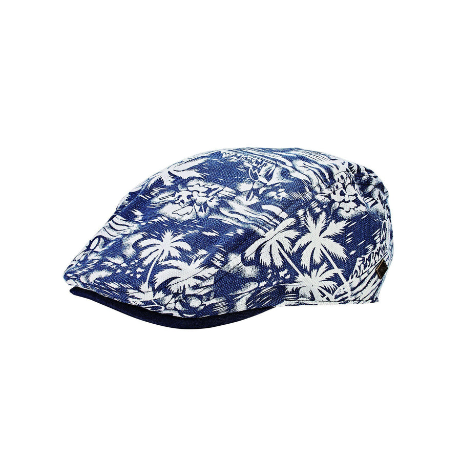 870111b4391 MENS ALL OVER PRINT TROPICAL DRIVER (SDH3327)