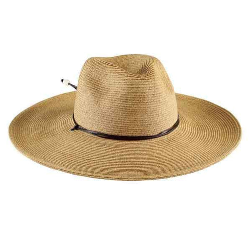 Hats - San Diego Hat Company's Perfect Unisex El Campo Ultrabraided Sun Hat