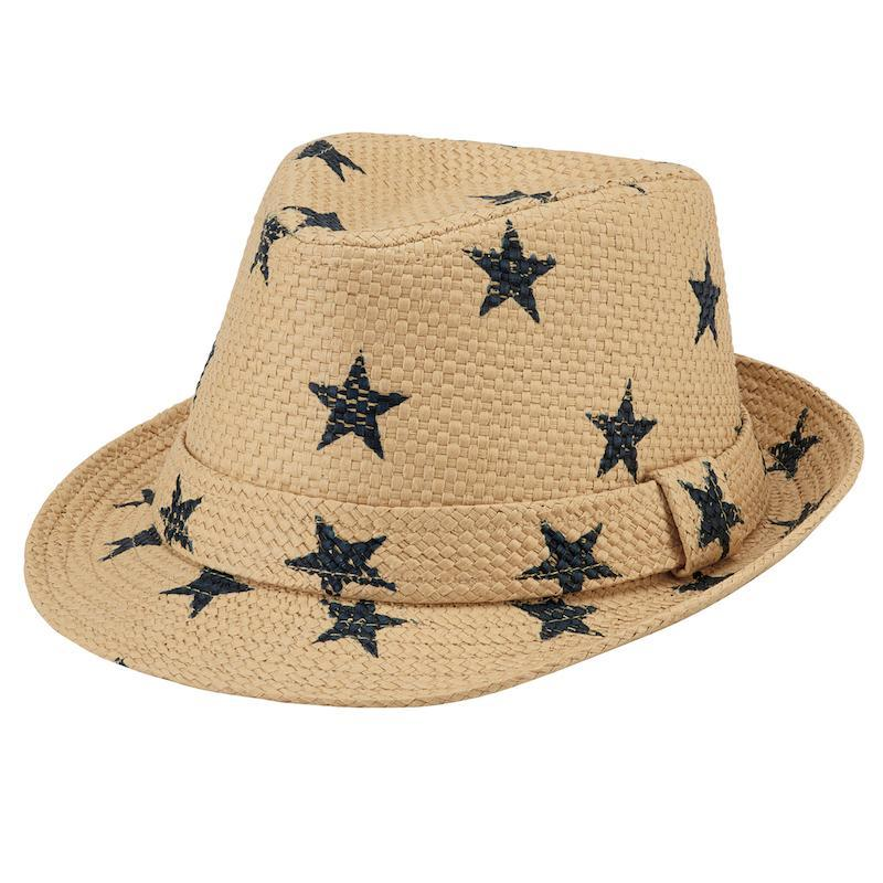 927326b9020a1 Toddler Star Fedora-Navy-2-4 Years (PBK6517)