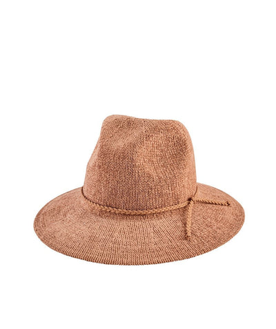 Hats - Women's Knit Fedora
