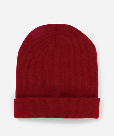 Hats - Womens Cuff Knit Beanie