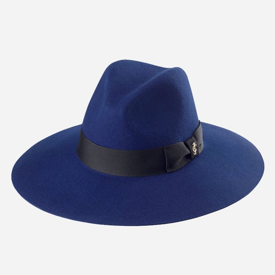 c649ccd2074 Hats - Womens Floppy With Pinch Corwn And Grosgrain Bow Trim