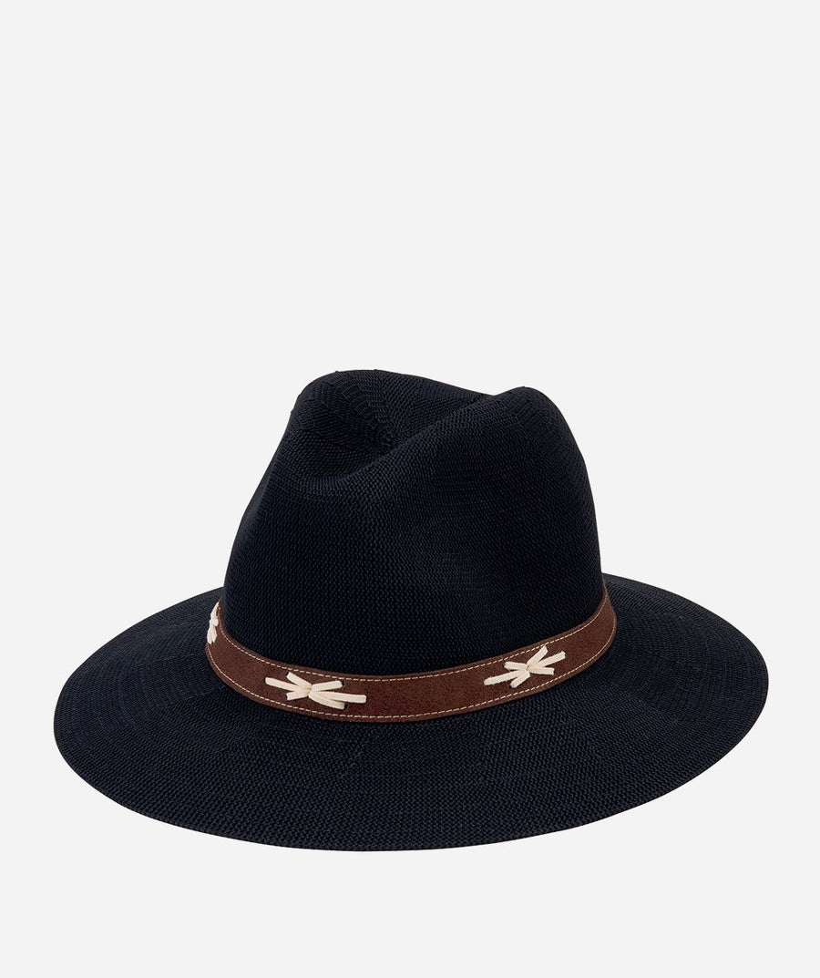Hats - Womens Knit Fedora Fall/Winter -Womens San Diego Hat Company