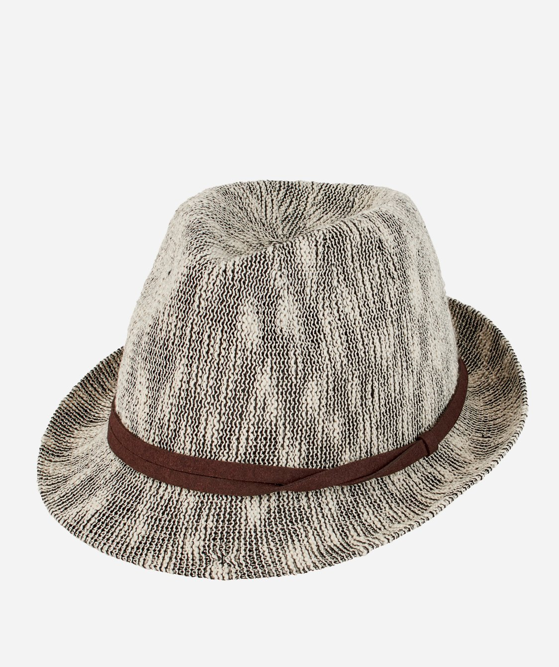 332d88366d5 Womens Knitted Fedora - San Diego Hat Company