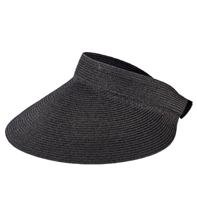 Hats - Womens Ultrabraid Large Bill Visor