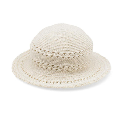 Kids' Cotton Crochet Hat (CHL9)