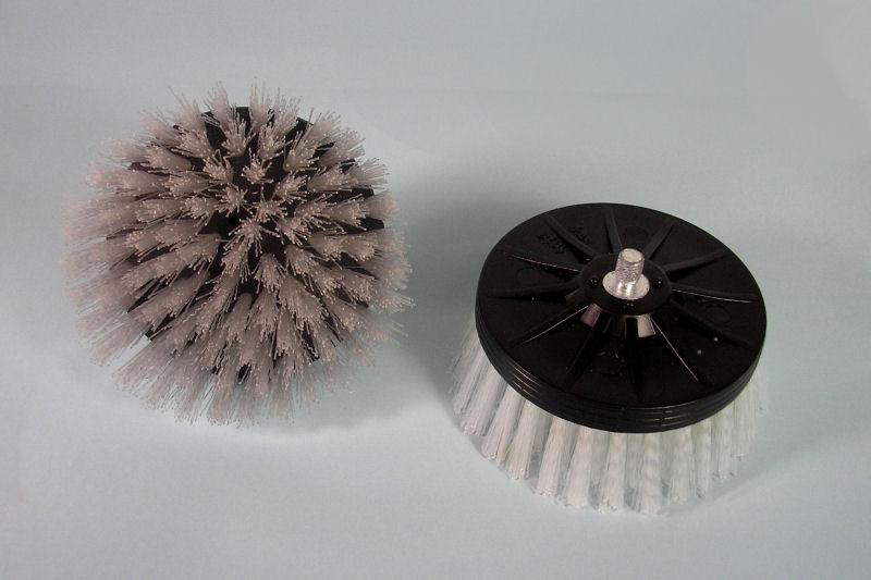 3.5'' Rotary Direct Mount Upholstery Brush
