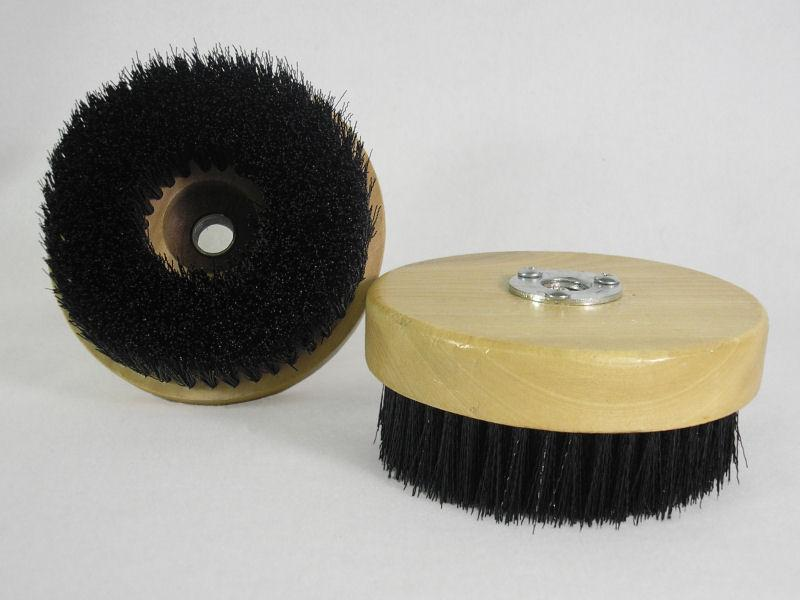 5'' Rotary Carpet and Upholstery Wash Brush