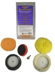 6-Piece 3.5 inch Polishing Kit