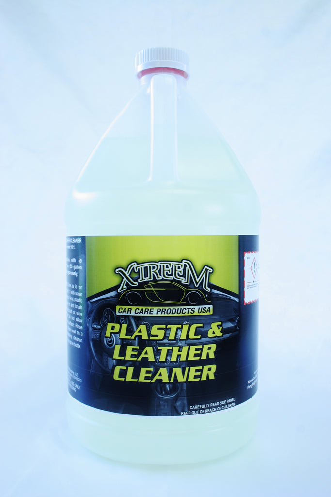 Plastic & Leather Cleaner