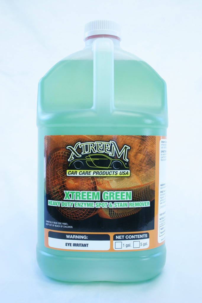 Xtreem Green: Heavy Duty Enzyme Cleaner