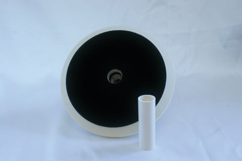 "7 "" High Speed Velcro Backing Plate"