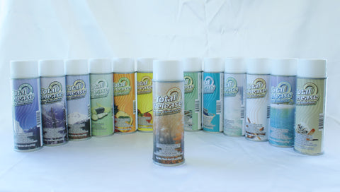 Total Release Odor Eliminator Aerosol Air Fresheners
