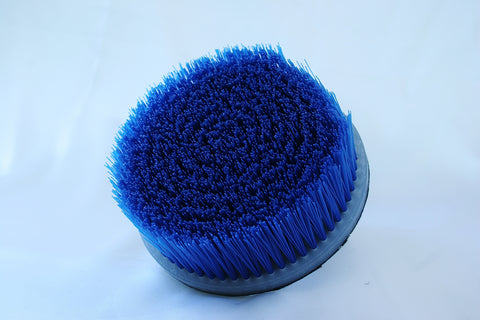 5'' Loop Backed Long Bristle Rotary Brush
