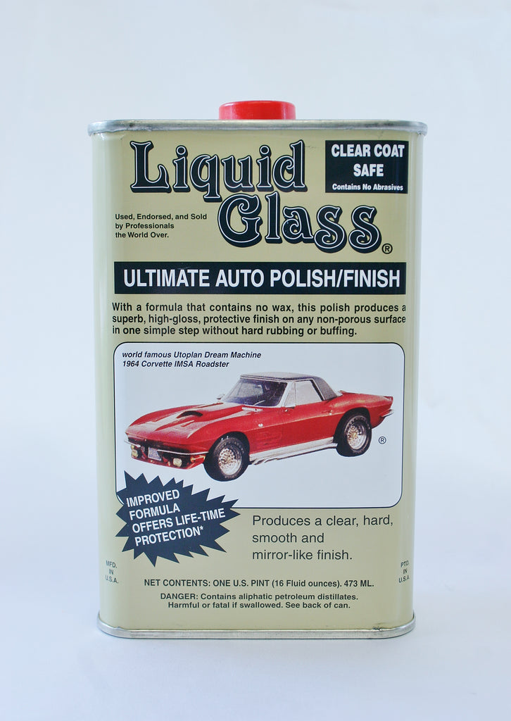 Liquid Glass: Ultimate Auto Polish/ Finish