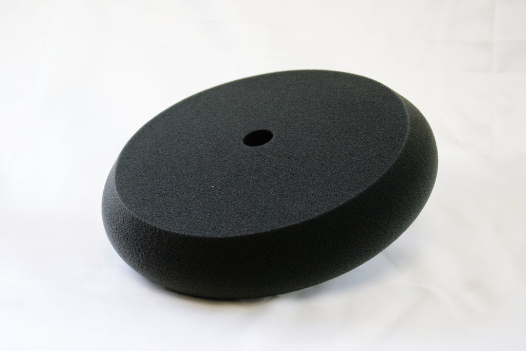 Hi Buff Flat Black Foam Buffing Pad