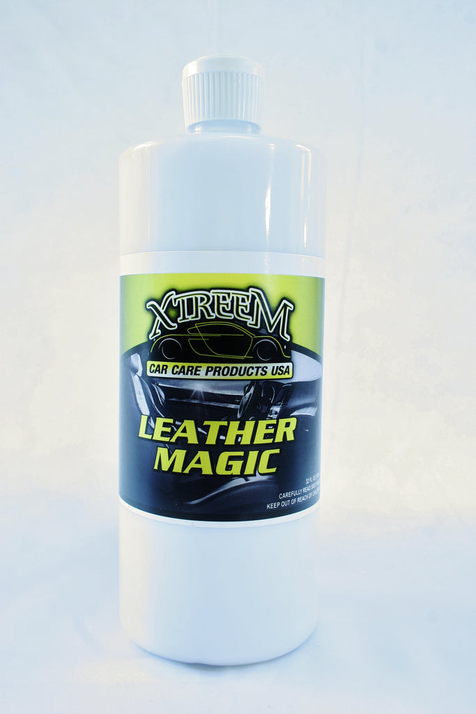 Leather Magic