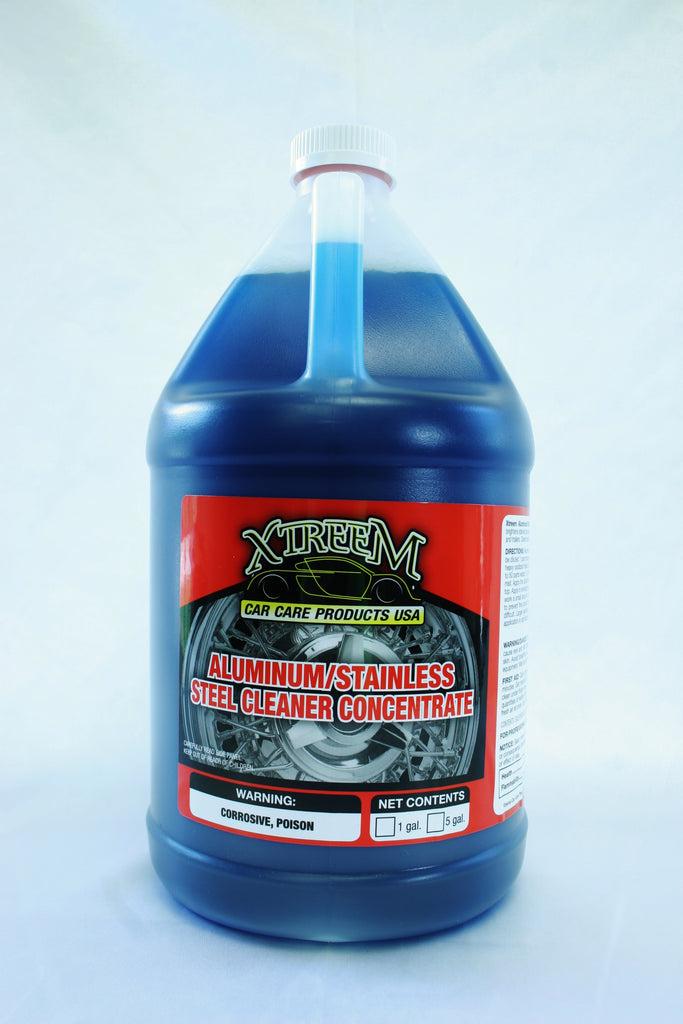 Aluminum/Stainless Steel Cleaner Concentrate