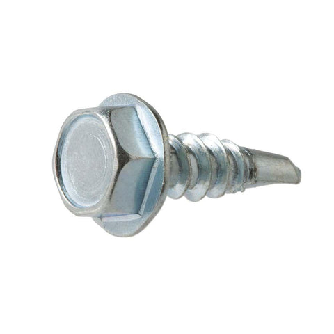 Metric Hex Washer Head Screw 100/Pk