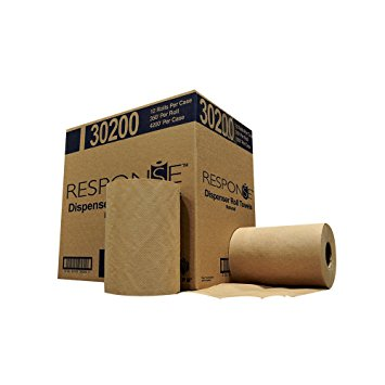 Response Natural Hrdwound Roll Towel 350ft
