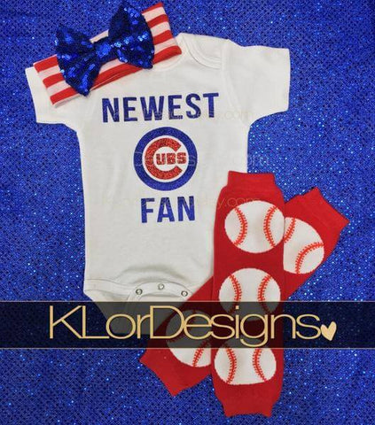 Newest Chicago Cubs Fan Set