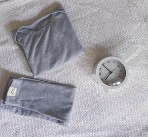 Sleep Set - Grey + Hat
