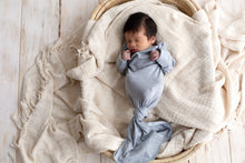 Load image into Gallery viewer, Rory ~ Grey Baby Gown
