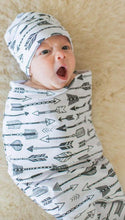 Load image into Gallery viewer, Cotton swaddle sack