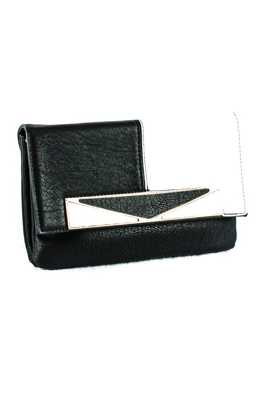 Geometric Flap Over Clutch