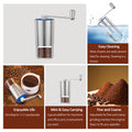 Portable Manual Coffee Grinder