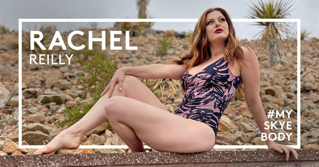 #MySkyeBody Conversations - Rachel Reilly