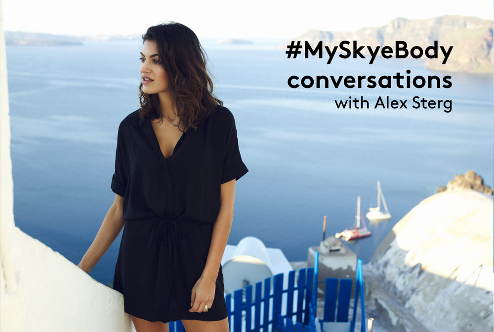 #MySkyeBody Conversations - Alex Sterg