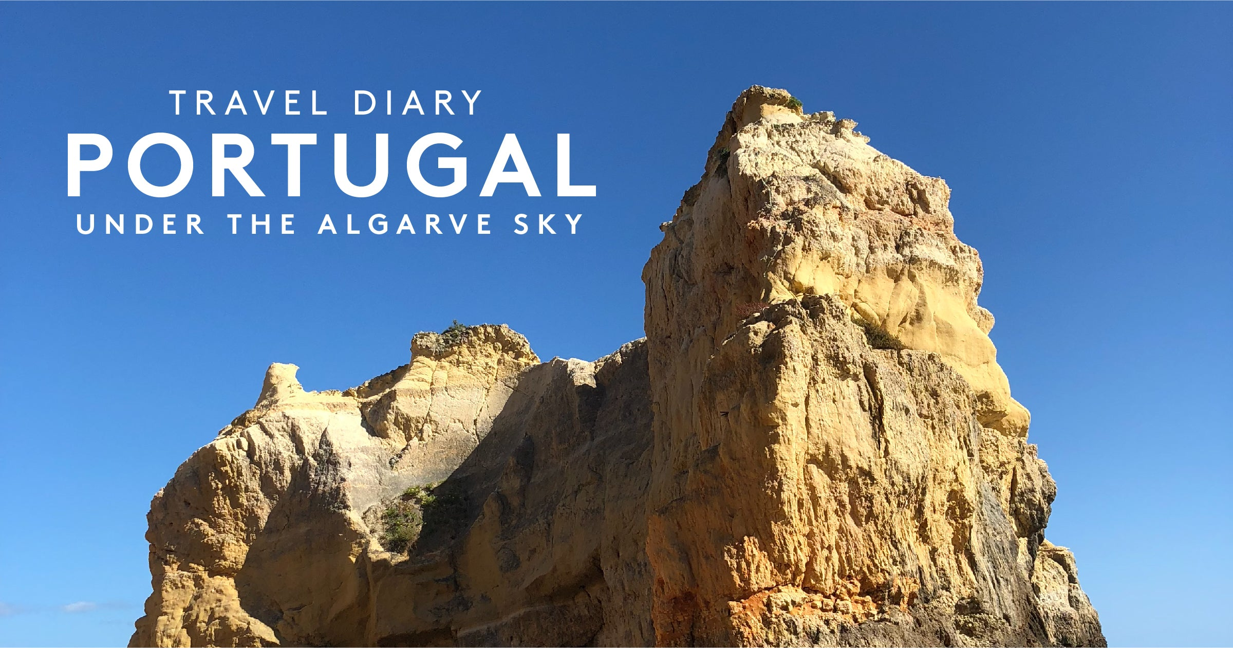 Travel Diary: Portugal - Under the Algarve Sky