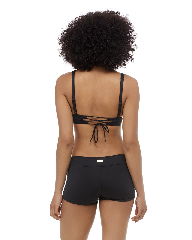 Calla Swim Shorts - BLACK