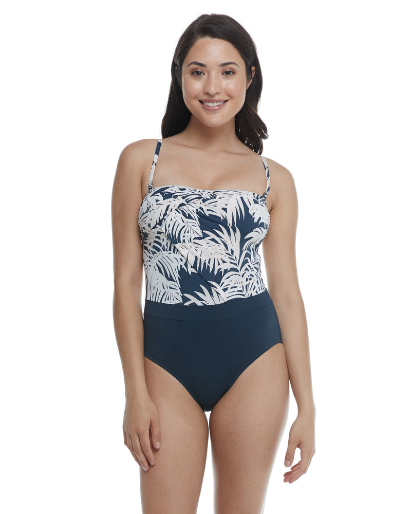 Lily One-Piece - PALM COVE - Skye Swimwear