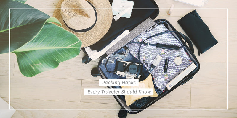 Packing Hacks Every Traveler Should Know