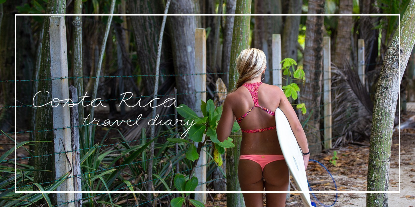 Sunshine, amazing food and surf in Costa Rica