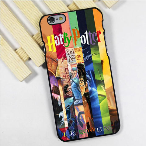 HP BOOKS PHONE CASE ( IPHONE ONLY)