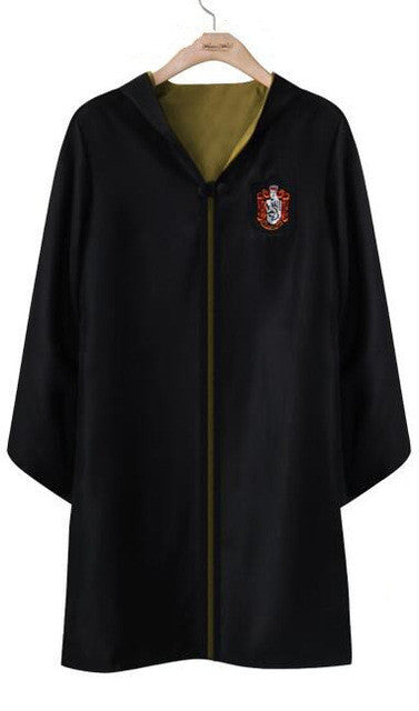 Draco Malfoy Cosplay Costume Gryffindor Magic Robe Party Clothing