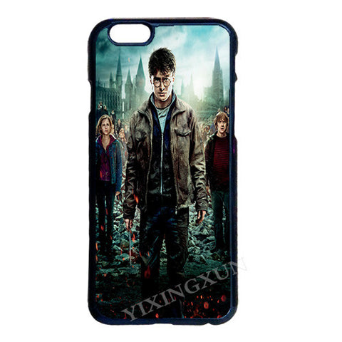 Harry Potter Plastic Cover Case