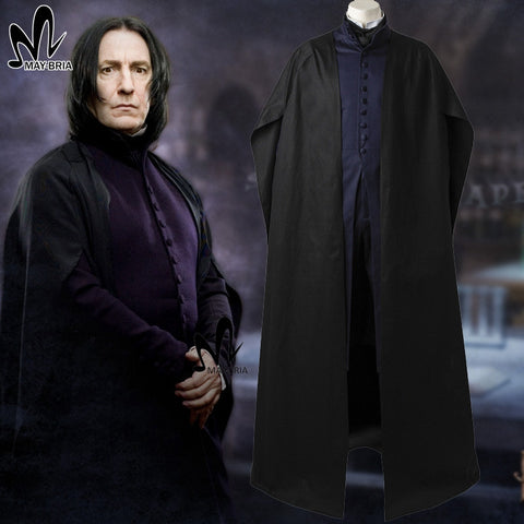 Harry Potter Professor Severus Snape Costume