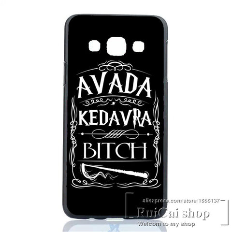 Avada Kedavra Bitch Shirt For Harry Potter Design Phone Cover Cases